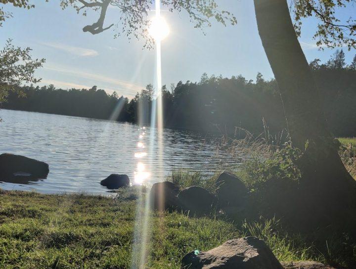 Bild på Lilla Horredssjön