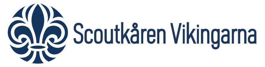 Scoutkåren Vikingarna logotyp