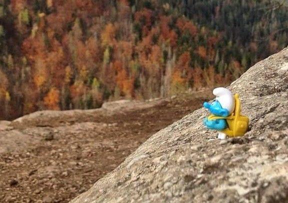 smurf hike