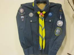 scoutdräkt