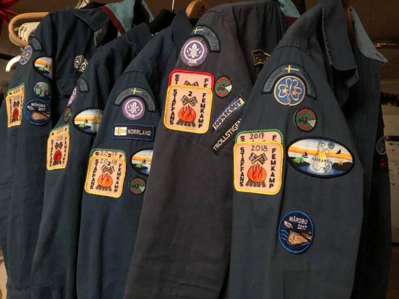 Scoutskjortor