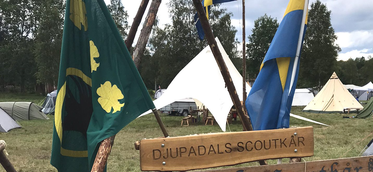 djupadals scoutkår