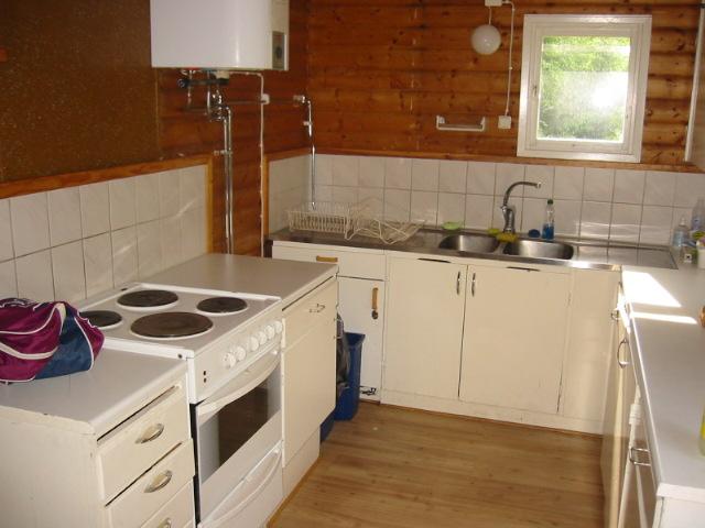 Köket i storstugan