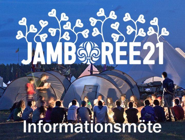 Informationsmöte Jamboree 21