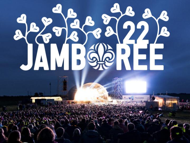 Jamboree21 blir Jamboree22