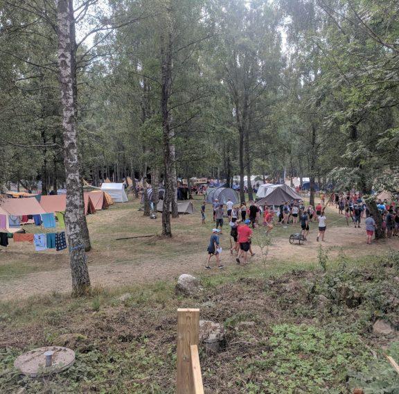 Läger Sjöröd 2018