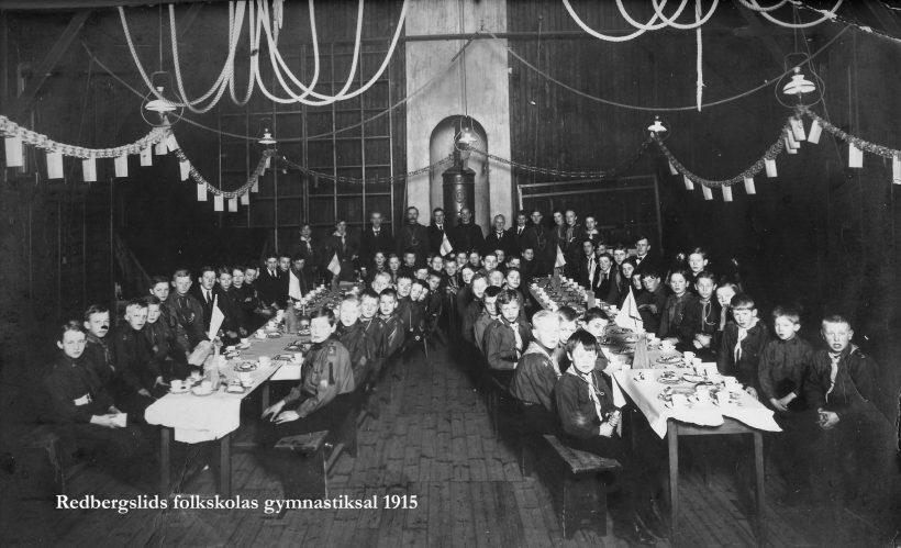 Redbergslid 1915