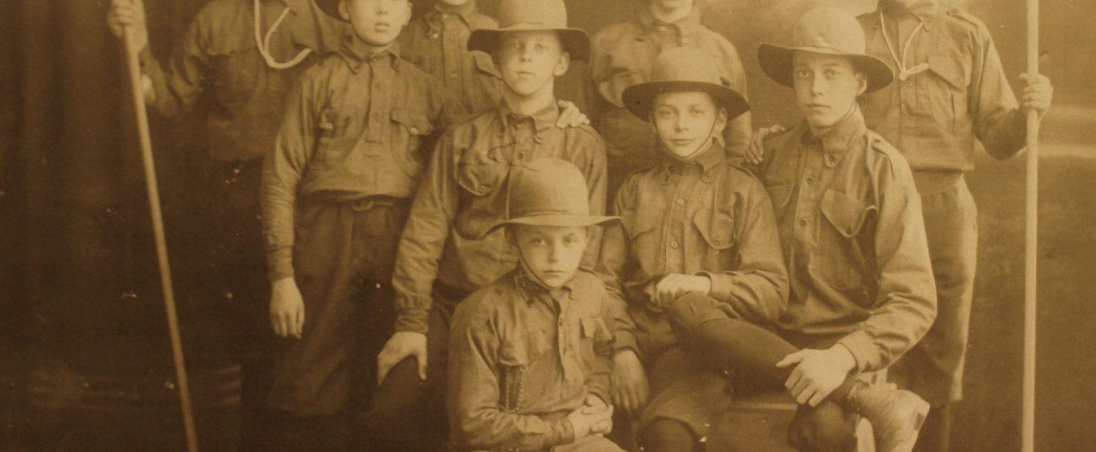 Riddarpojkarna 1909
