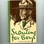 Bok Scouting for Boys Robert Baden Powell