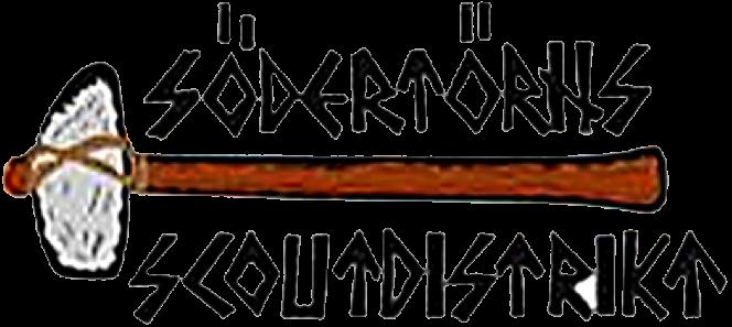 Logga Södertörns scoutdistrikt